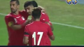 خلاصه بازی ازبکستان 1 - ایران 2