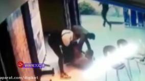 سرقت میلیونی با چاقوکشی در تهران