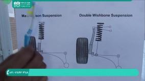 تعمیر جلوبندی خودرو | تعمیر موتور خودروهای دوگانه سوز