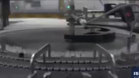 خط تولید شرکت فایزر در میشیگان