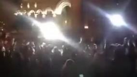 تظاهرات در ایروان علیه نخستوزیر پاشینیان