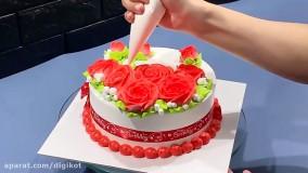 مدل و ایده های زیبا برای کیک آرایی