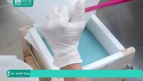 آموزش انواع صابون های دست ساز و معطر