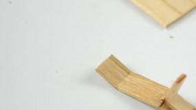نحوه ساخت هواپیمای ملخی با چوب بستنی