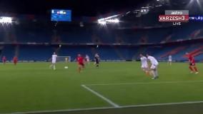 خلاصه بازی سوئیس 1 - اسپانیا 1