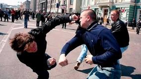 نخستین درگیری هواداران بایدن و ترامپ در خیابان