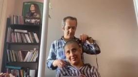 محمد یعقوبی و آیدا کیخانی