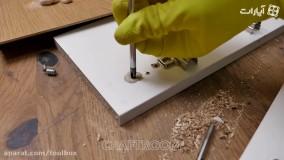 چطور کابینت را تعمیر کنیم