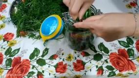 طرز تهیه خیارشور سنتی و خیارشور یکروزه به آسانترین روش در خانه