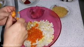 طرز تهیه سوپ ساده و مقوی مناسب فصل
