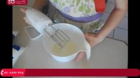 آموزش ساخت صابون به شکل کاپ کیک ( دوبله فارسی )