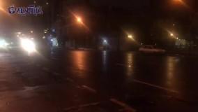 وضعیت خیابان ولیعصر تهران بعد از ساعت 21