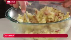 آشپزی با هایلا - ساندویچ سیب زمینی خوشمزه برای کودکان