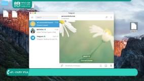 ساخت ربات برای ارسال پیام ها در تلگرام
