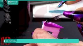 آموزش طراحی ناخن مصنوعی از ابتدا تا انتها