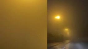 تصاویر دلهرهآور رضا رشیدپور از تهران ساعت ۴ صبح !