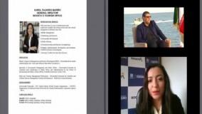 دعوت انستیتو گردشگری بوگوتا در کلمبیا از پروفسور ملک زاده جهت تدریس تئوری MFT برای دوره های فوق لیسانس