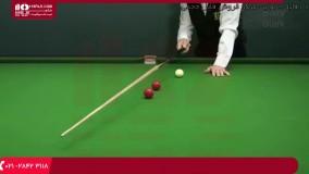 آموزش ضربات کات دار در بازی بیلیارد | زبان فارسی