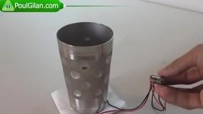 شارژ موبایل با قهوه