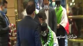 نخستین تصویر از تبادل جاسوس زن با سه تاجر ایرانی