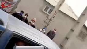 درگیری مردم آق مشهد با مدیر کل اوقاف مازندران