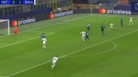 خلاصه بازی اینتر 0 - رئال مادرید 2