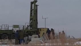 آزمایش موشک ضد بالستیک جدید روسیه