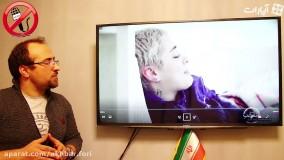 ویدیو جدید ریحانه پارسا با حضور در کلیپ بارون شادمهر عقیلی
