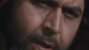 سکانسی از بازی به یاد ماندنی پرویز پورحسینی در سریال مختارنامه