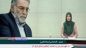 جزئیات شهادت محسن فخری زاده از زبان کارشناس مسائل امنیتی