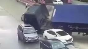 خطرناک ترین تصادف ها