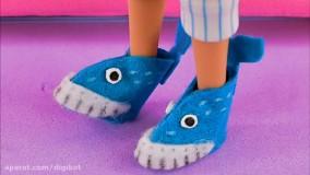 آموزش ساخت مدل های مختلف کفش برای عروسک باربی