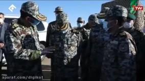 مستند سیستم های موشکی و پدافندی جدید ارتش ایران ۱۳۹۹