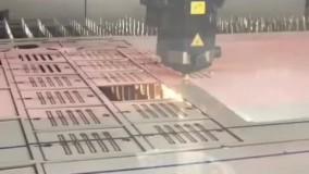 تولید تجهیزات آشپزخانه های صنعتی با برش لیزری