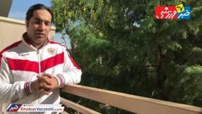 توضیح حسین روحانی پس از تزریق واکسن کرونا