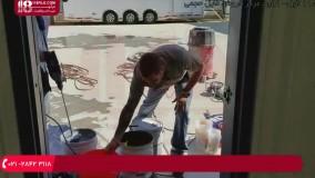 اجرای صحیح رزین اپوکسی بر روی کف گاراژ