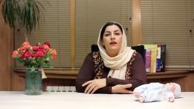 تاثیر اندازهٔ پستان مادر بر حجم شیر مادر