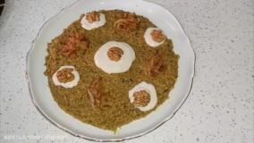 طرز تهیه کشک کدوی کرمانی غذای اصیل ایرانی