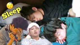 گروه BTS  ؛  وقتی بی تی اس خوابشون میاد !