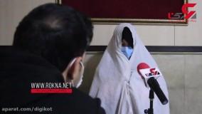 گفتگو با بازیگر زن تهرانی که با جرم عجیب بازداشت شد