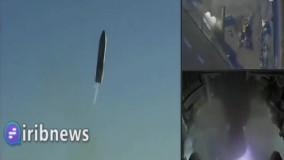 انفجار ماهواره بر اسپیس ایکس در هنگام فرود عمودی