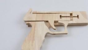 ساخت تفنگ حرفه ای  به صورت خیلی ساده