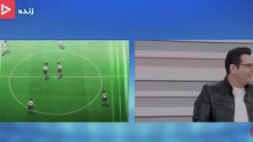 گزارش فوتبالیستها یه سبک محمد رضا احمدی