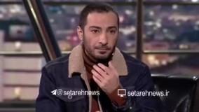 واکنش محمدزاده به انتقاد از فارسی صحبت کردن درجشنواره های بین المللی