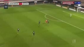 خلاصه بازی یونیون برلین 1 - بایرن مونیخ 1