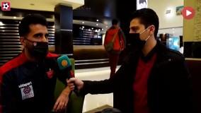 گزارشی از کاروان پرسپولیس قبل از سفر به قطر