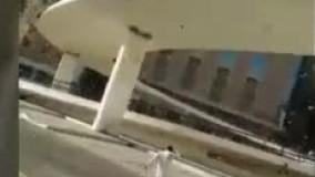 هجوم باورنکردنی ملخها به شهر مکه