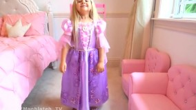 برنامه کودک دیانا و روما جشن پرنسس ها