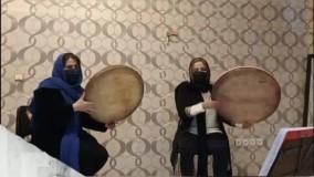 کلاس دف در کرج - آموزشگاه موسیقی ملودی