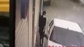 سرقت ضبط خودورو توسط دختر سیستانی